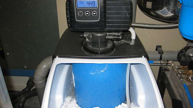 Waterontharding apparatuur